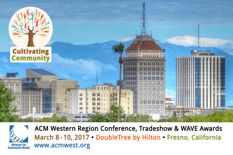 ACM 2017 - March 8th to 10th - Fresno, CA