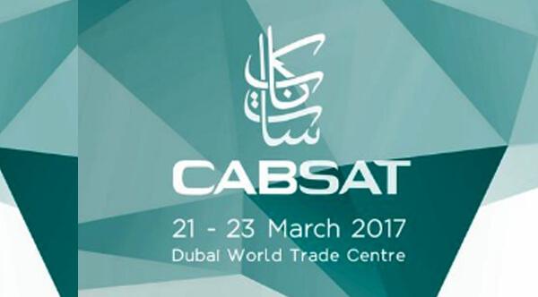 CABSAT 2017 - March 21 to 23, Dubai, UAE