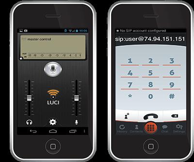 Mobile Apps - Comrex