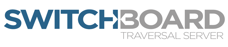 Comrex Switchboard Traversal Server logo