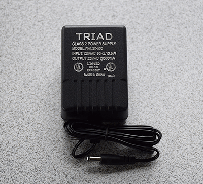 TCB2 Power Supply
