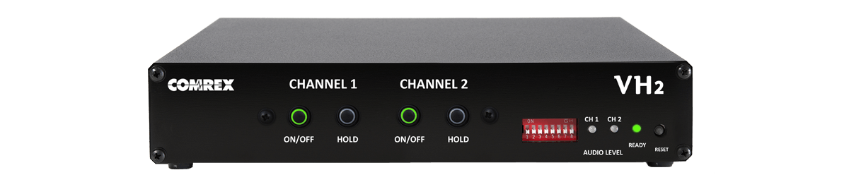 Comrex VH2 two-line Voice-over-IP hybrid