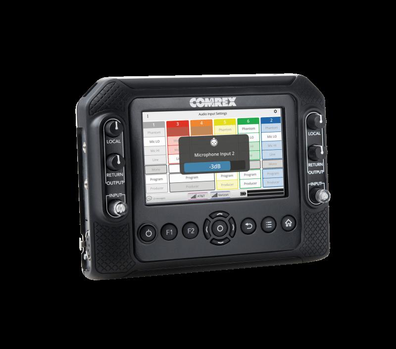 Comrex ACCESS NX Portable IP Audio Codec