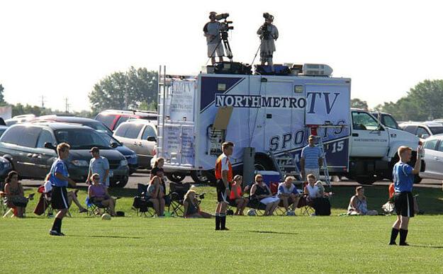 North Metro TV Comrex LiveShot