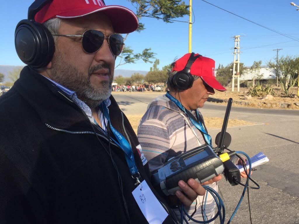 Radio Valle Viejo using Comrex ACCESS 2USB