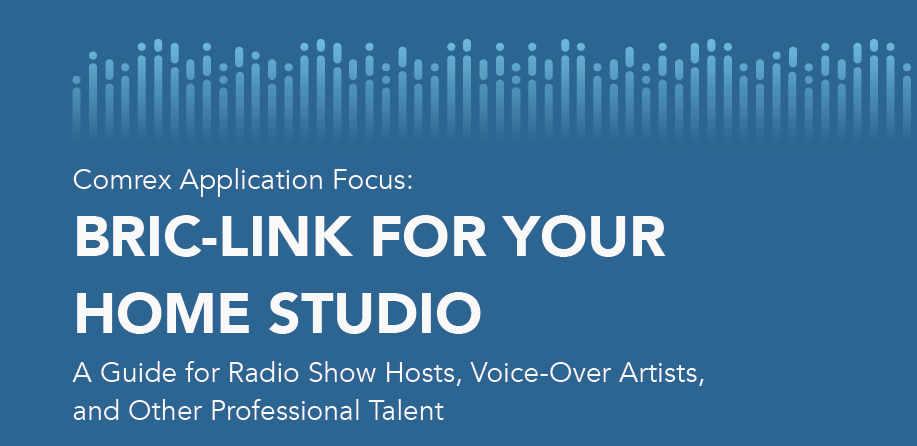 BRIC-Link For Your Home Studio eBook cover