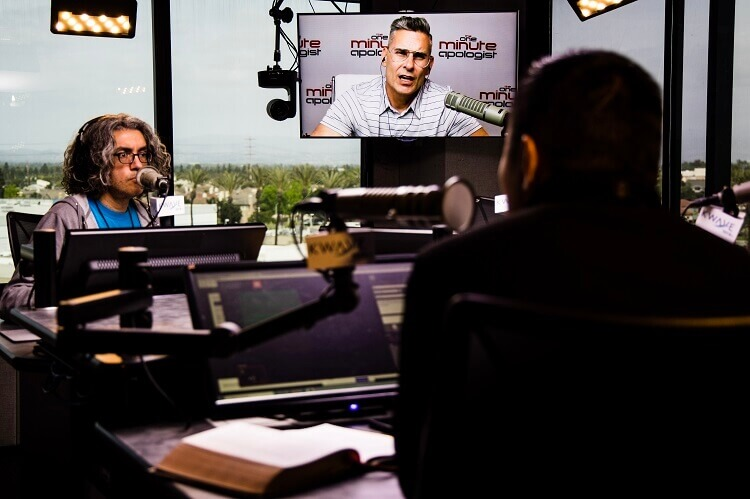 KWVE using Comrex LiveShot to produce visual radio