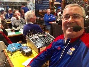 Bob Newton of Kansas State Jayhawk Radio Network uses Comrex ACCESS